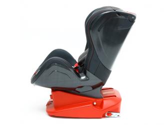 Autosedačka ISOFIX GLIDER (9-18) CARBON RACE RED 5