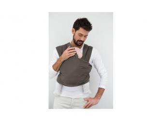 TRICOT-SLEN šátek na nošení dětí col.914 anthracite organic 3