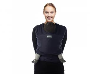 TRICOT-SLEN šátek na nošení dětí col. 945 navy blue organic