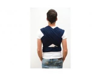 TRICOT-SLEN COOL šátek na nošení dětí col. 945 navy blue 4