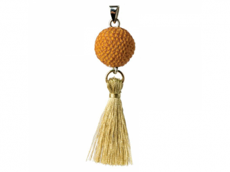 BOLA yellow with tassle