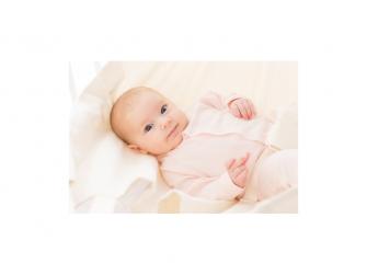 Baby Hammock závěsné houpací lůžko pro miminko col. 200 cream 2