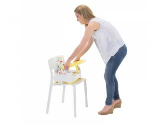 Přenosná židlička Comfort Yellow + DÁREK ZDARMA 5