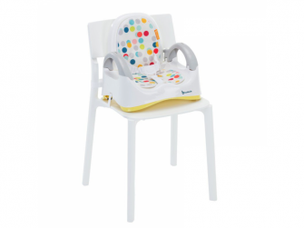 Přenosná židlička Comfort Yellow + DÁREK ZDARMA 6