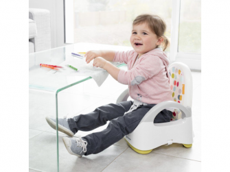 Přenosná židlička Comfort Yellow + DÁREK ZDARMA 7