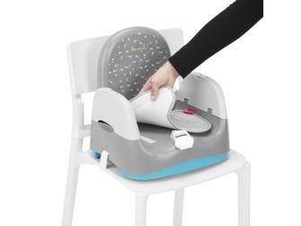 Přenosná židlička HOME & GO Grey 3