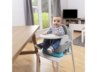 Přenosná židlička HOME & GO Grey 6