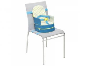přenosná židlička 2v1 On-the-Go Bue 2