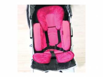univerzální vložka 3v1 B-Snooze Pink 2