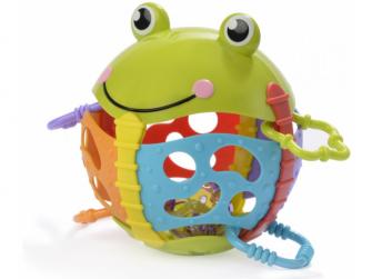 Žabka aktivity