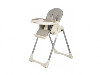 Židlička Nord / šedá
