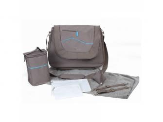 přebalovací taška B-Leisure Taupe 2