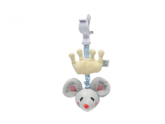 Plyšová natahovací myška Little Mice