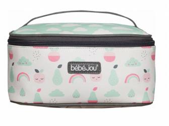 Beautycase kosmetická taška s odepínacím víkem Blush Baby 2