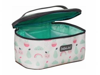 Beautycase kosmetická taška s odepínacím víkem Blush Baby