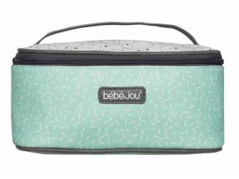 Beautycase kosmetická taška s odepínacím víkem Bo a Bing 2