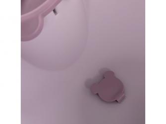 vanička B-BATH BEAR Pastel Pink 6