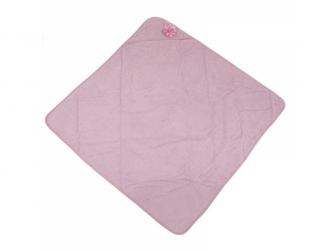 osuška ECO Pink Flower 2