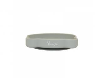silikonový talíř s přísavkou Bear Grey 5