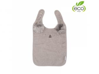 bryndáček B-Bib ECO Grey Koala