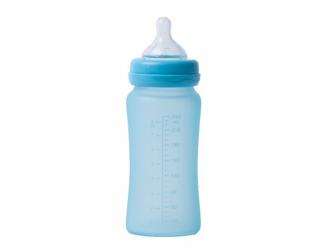 skleněná láhev B-Thermo 240ml Turquoise
