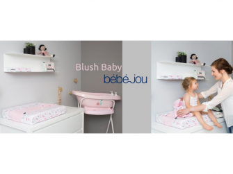 Stupátko ovál Blush Baby 2