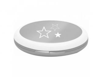 Manikúra Silver Stars