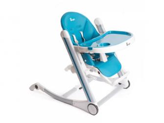 jídelní židlička B-HIGH CHAIR Blue 2