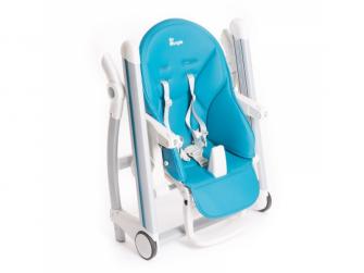 jídelní židlička B-HIGH CHAIR Blue 6