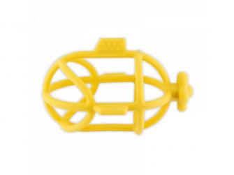 silikonové kousátko B-Submarine Yellow 2