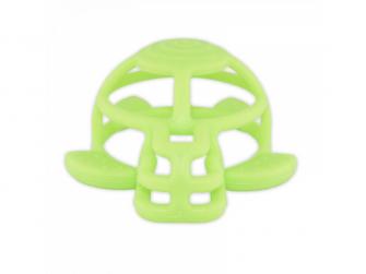 silikonové kousátko B-Turtle Green 4