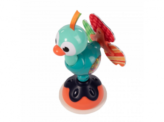 Hračka s přísavkou Cute Peacock 3