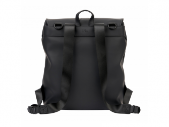 Sorm přebalovací taška/ batoh, Black 4