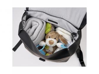 Sorm přebalovací taška/ batoh, Black 5
