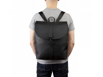 Sorm přebalovací taška/ batoh, Black 8