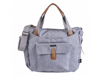 Přebalovací taška Roma 2, Grey