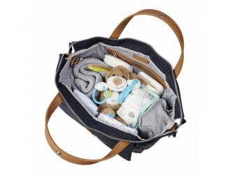 Přebalovací taška-batoh velká Erin, Navy 10