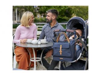 Přebalovací taška-batoh velká Erin, Navy 13