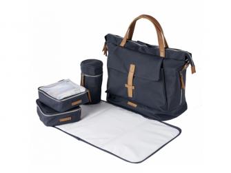 Přebalovací taška-batoh velká Erin, Navy 4