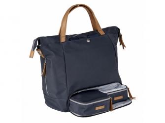 Přebalovací taška-batoh velká Erin, Navy 6