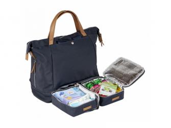 Přebalovací taška-batoh velká Erin, Navy 7