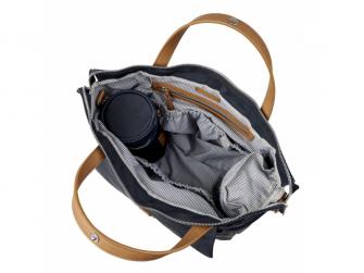 Přebalovací taška-batoh velká Erin, Navy 9