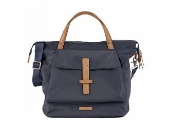 Přebalovací taška-batoh velká Erin, Navy