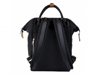 Přebalovací taška-batoh Mani, Black 3