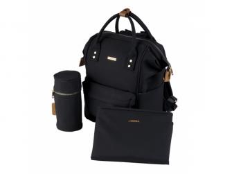 Přebalovací taška-batoh Mani, Black 4