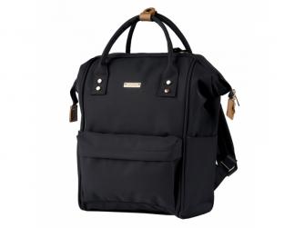 Přebalovací taška-batoh Mani, Black 5