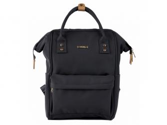 Přebalovací taška-batoh Mani, Black