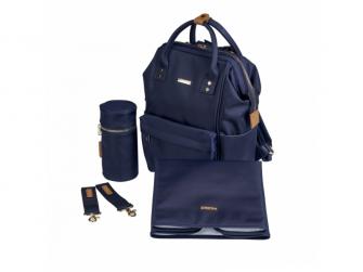 Přebalovací taška-batoh Mani, Navy Blue 2