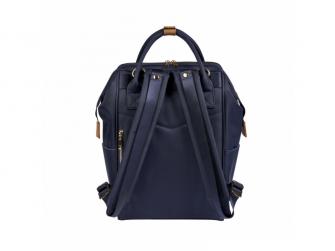 Přebalovací taška-batoh Mani, Navy Blue 3