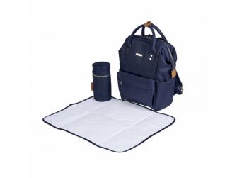 Přebalovací taška-batoh Mani, Navy Blue 4